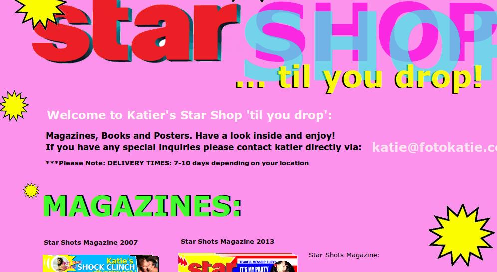76971011679af Celebrity Retail Therapy  Star Shop  til you drop  is online NOW ...